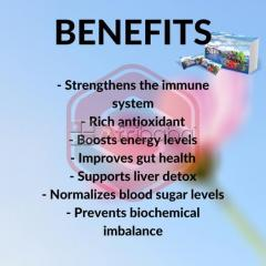 Sic natural product-boost your vitality & immune system #1
