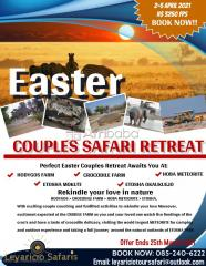 Easter Couples Retreat Special