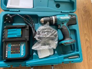 Original Makita Drill Tool Sets,Cases and Equipments Available.