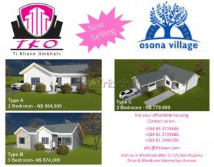 Osona Village, New exciting Developement