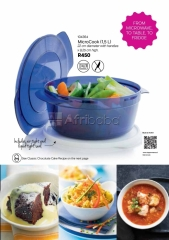 Tupperware  quality products