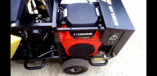 New kaeser m17 towable portable air compressor for sale
