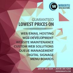 Web Designs and IT Solutions