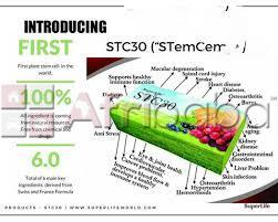 Superlife stc30 stem cell therapy.......living a healthy life