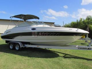 2004 Sea Ray 270 Sundeck deck boat