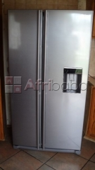 Samsung double door fridge/freezer with water dispenser