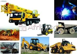 Namibia Excavator, Grader, Dump truck training Fast Aid classes