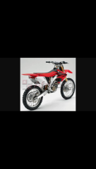 Honda 2007 CRF 250 R Twin Exhaust. Breaking Up for Spares!!!!