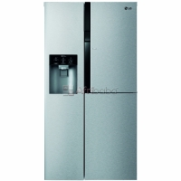 LG 659LT SIDE BY SIDE DOOR IN DOOR FRIDGE SHINY STEEL