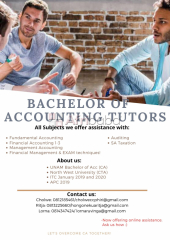Top Accounting Tutorials on Offer (Students)