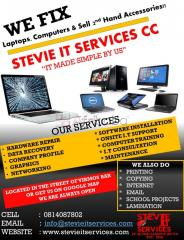Computer Services In Otjiwarongo