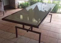 URGENT SALE - Neat table with tile top