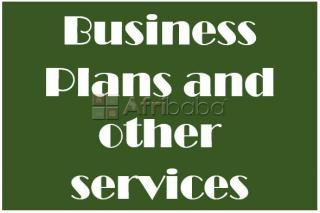 Business plans and other services