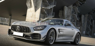 Mercedes-benz amg gt r pro my   of 750 limited