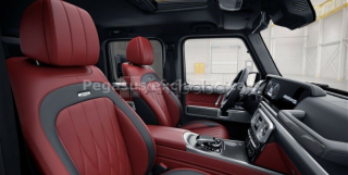 Mercedes-benz g 63 amg 3xtv-exclusive-360°-22""