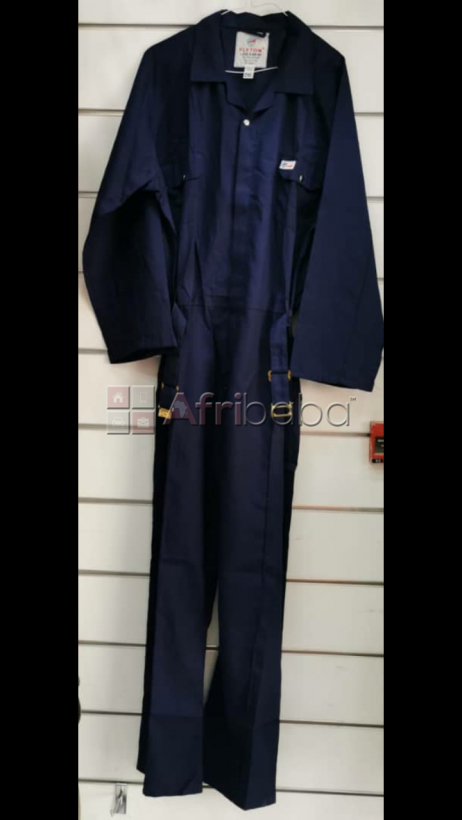 Industrial Safety Coverall Branding and Supply #1
