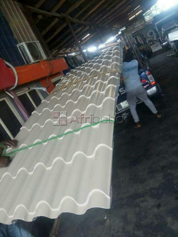 Good aluminum roofing sheet #1