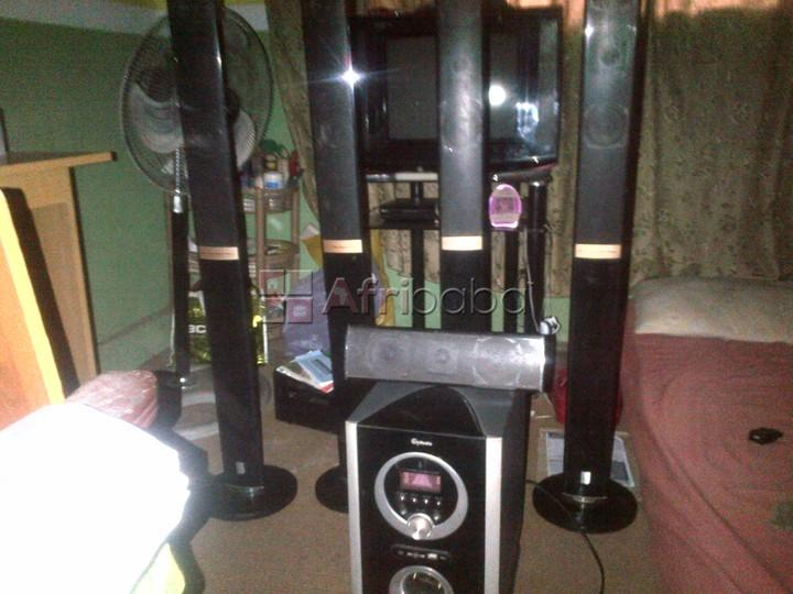 Complete Set Cy Brand Home-theatre System For Sale #1