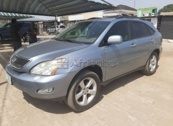 Well maintained naija used lexus rx  model #1