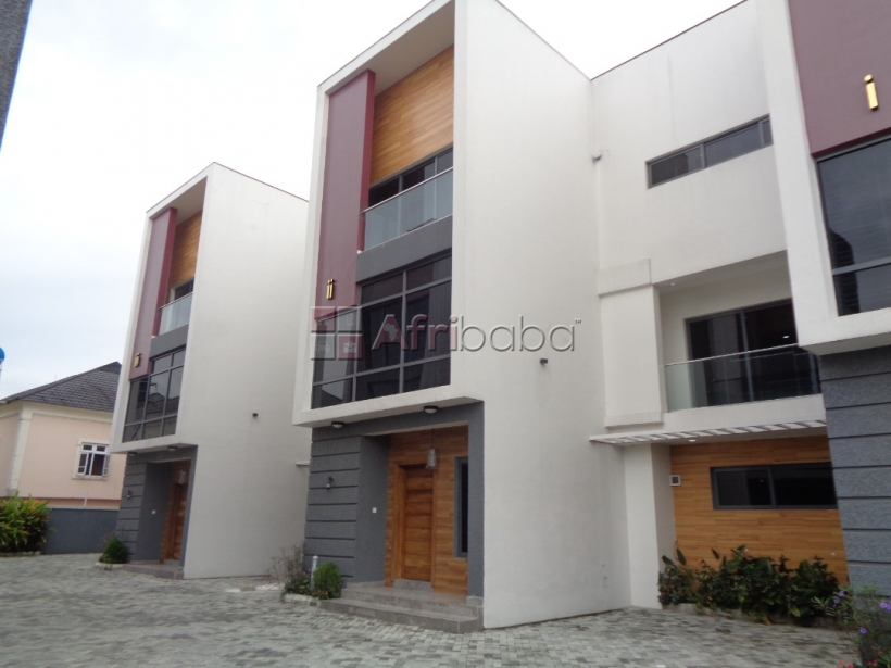4 duplex on 2 floor with bq and fully serviced, 24hrs electricity #1