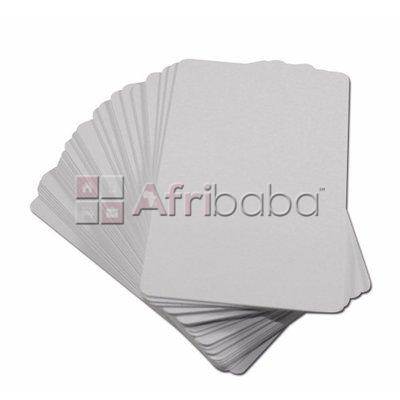 Set of 50 rfid mifare proximity control entry blank access card 13.56mhz 1k