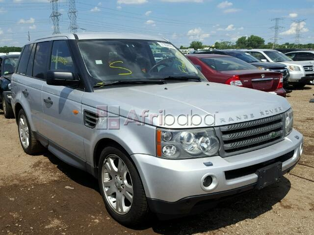 Clean range rover for sale at auction price #1