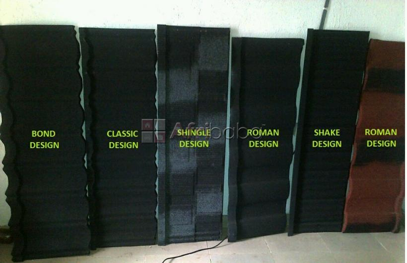 Best quality Stone coated roofing tiles and Aluminium roofing sheets. #1