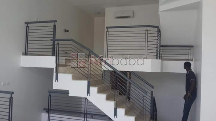 Excellent semi furnished house in Ikoyi with swimming pool #1
