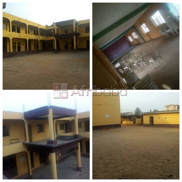 A school building for sale on a 1620sqm land (negotiable)