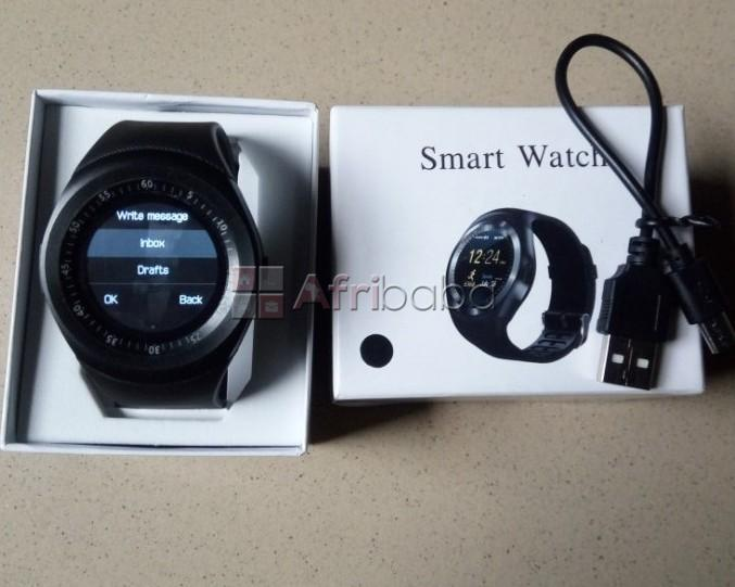Circle Screen Phone Wrist Watch Selling Selling On GRINERIA\'s Store