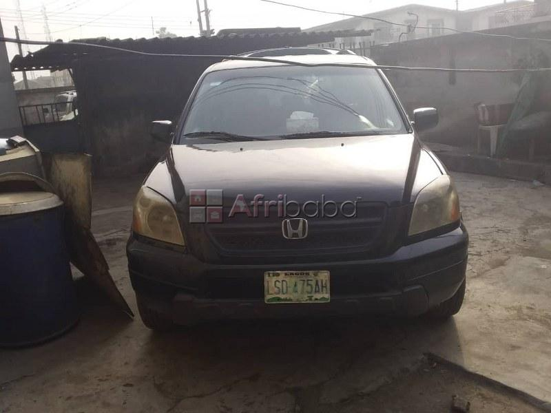Honda Pilot 2004 Registered in Good Working Condition