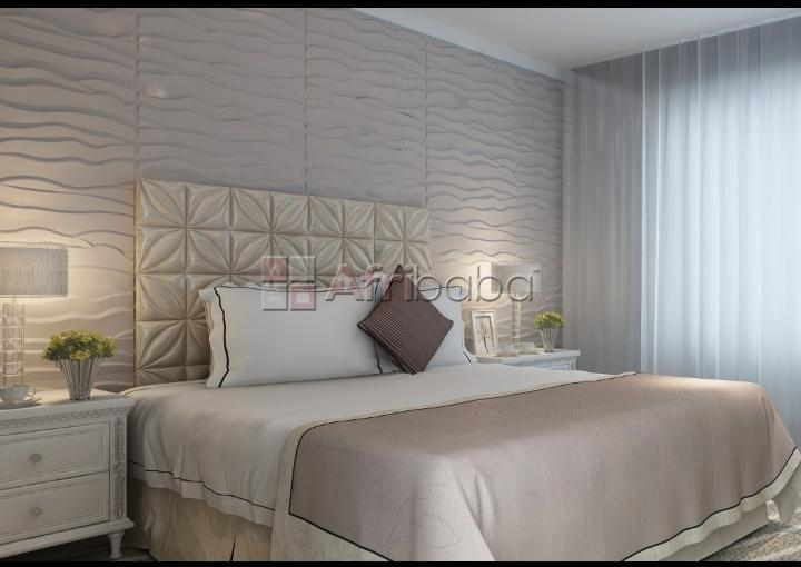 Save money from 1sqm of 3D wall panel for buying 10sqm #1