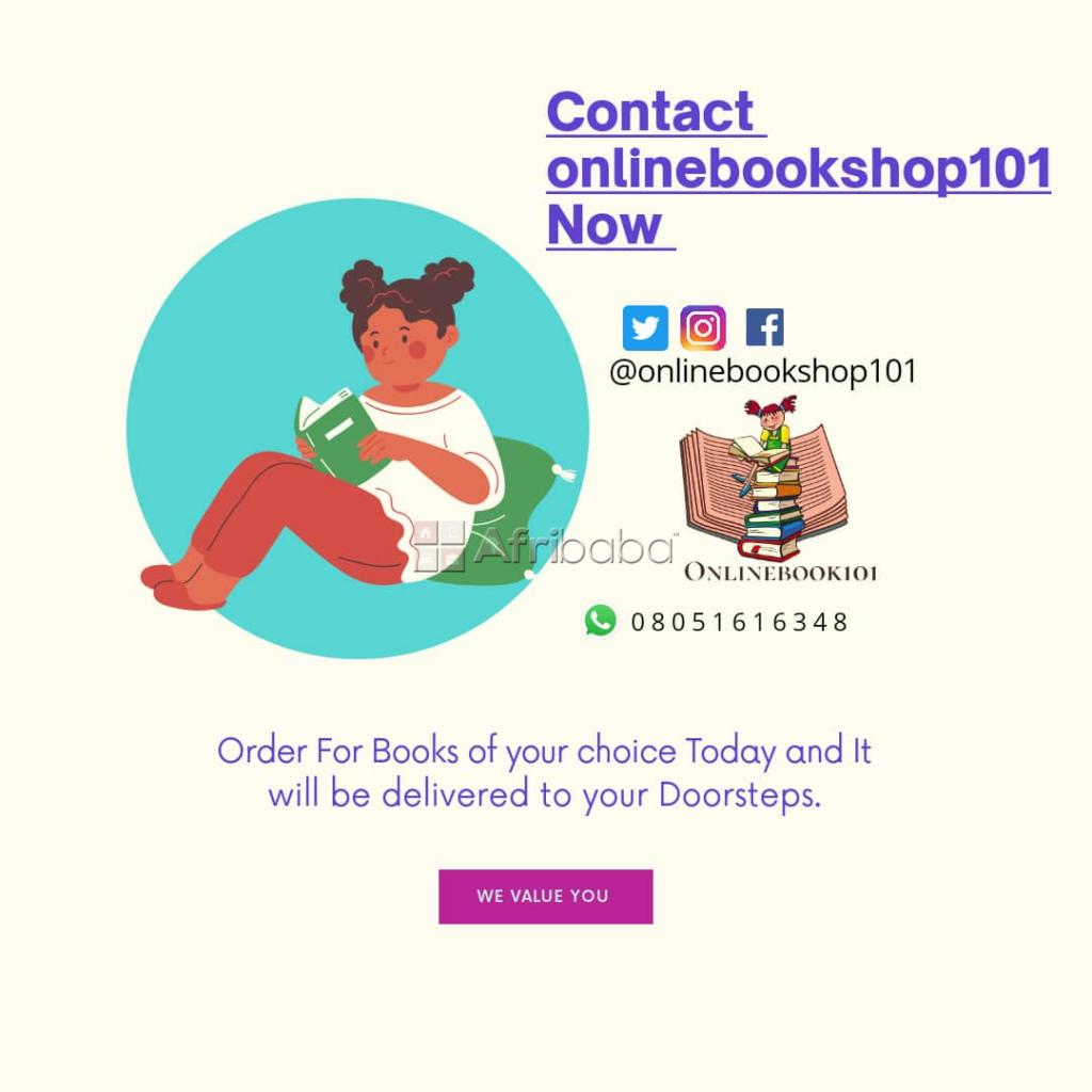 Order any Book of Your Choice from Onlinebookshop101 #1