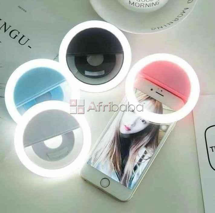 Rechargeable Selfie Led Right light For Smartphone
