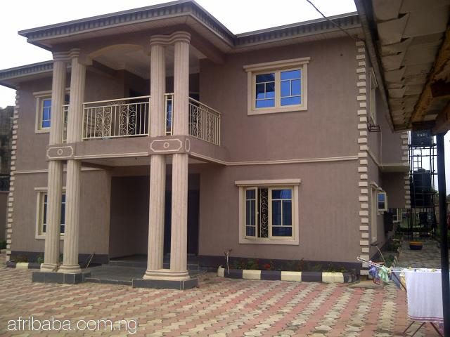 Newly Built Duplex For Sale 60Million Asking with CofO #1