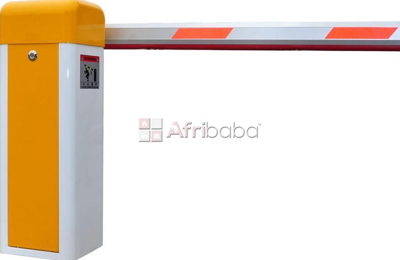 Rfid ticket automated car parking barrier gate management system