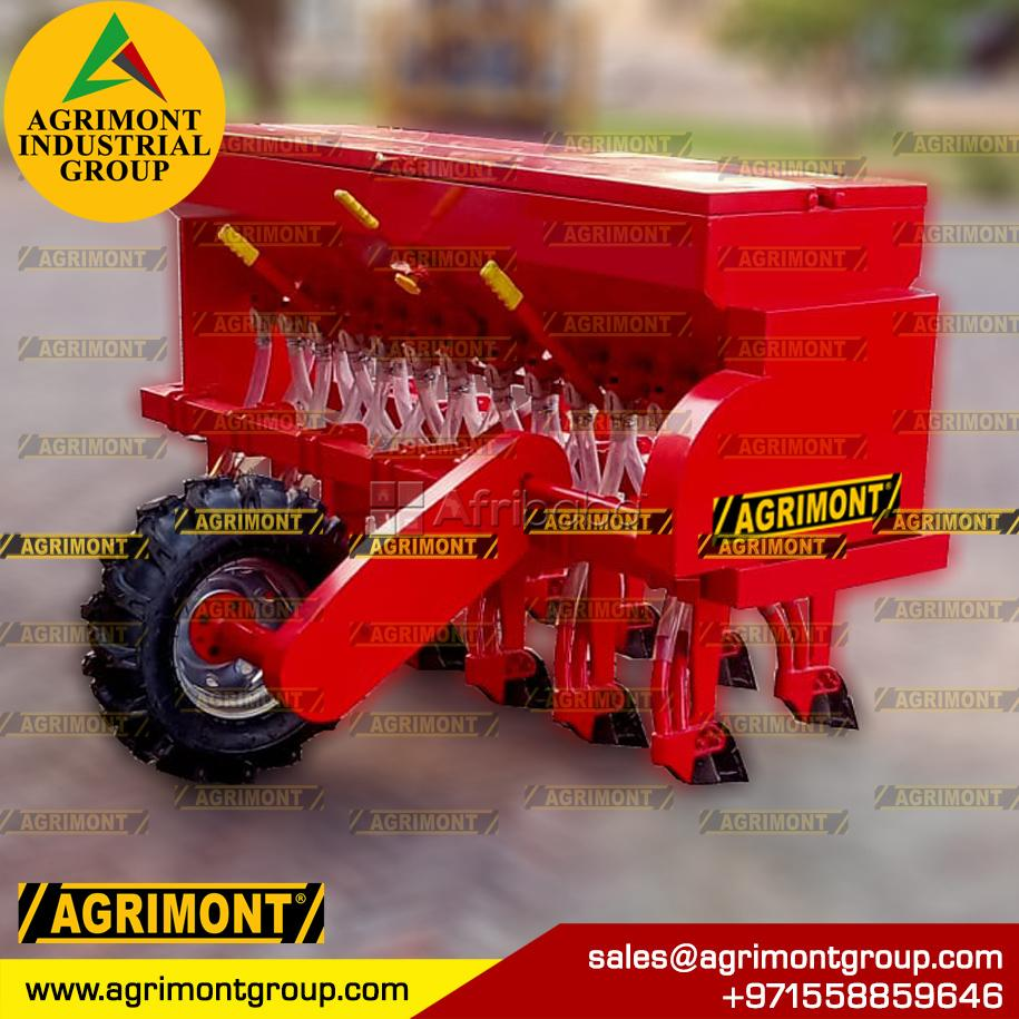 Mechanical seed drill #1