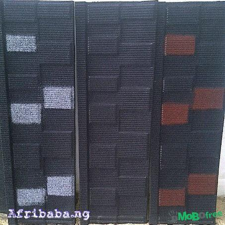 Pure stone coated step tile roofing sheet #1