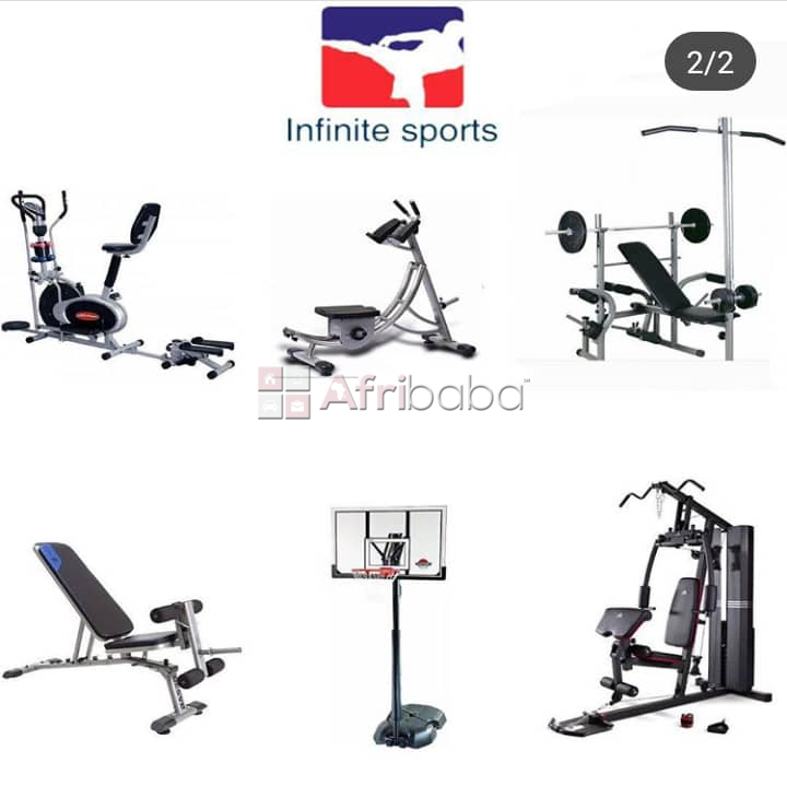 Dealers in all Kinds of Sports and Fitness Equipments (Call now)