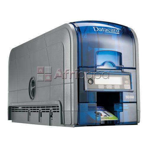 Datacard id card printers and ribbon supply in nigeria #1