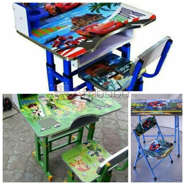 Children Disney Table And Chair #1