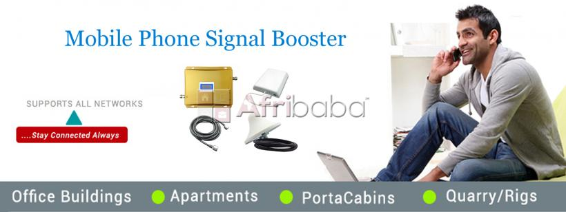 GSM Mobile Network Signal Booster and Repeater IN NIGERIA