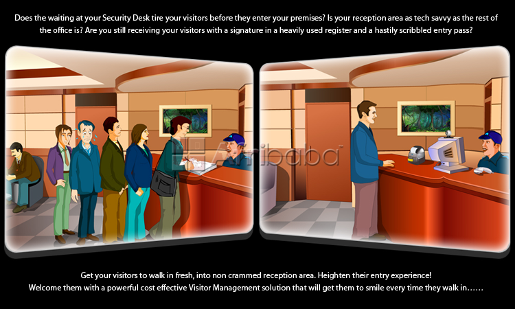 Visitor Management System IN NIGERIA