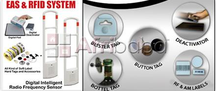 (rfid) electronic article surveillance(eas), shoplifting and anti-theft sys