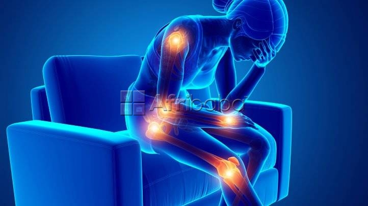 Amazing healing therapy for Osteoarthritis #1