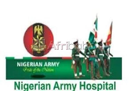 Nigerian Army College of Nursing Yaba   Session Admission Form #1