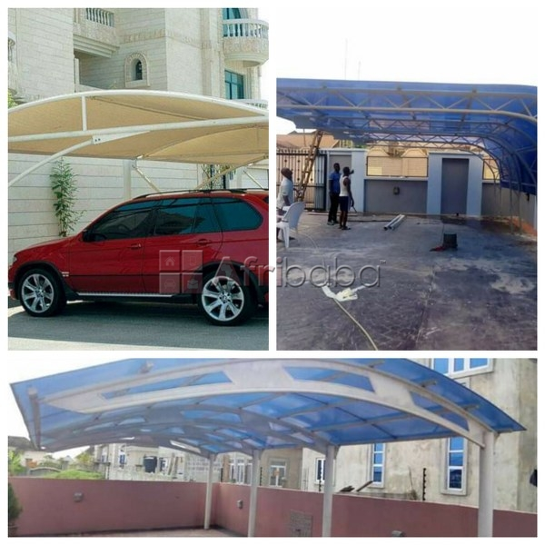 Buy and install carport (call -   )
