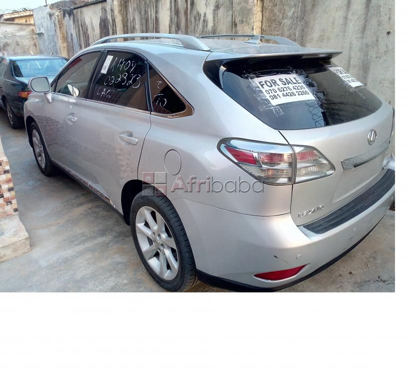 Buy this lexus rx350 for sale now at a good price #1