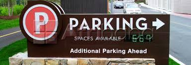 Parking counting system in nigeria