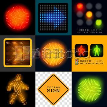 Solar powered led traffic signs in nigeria